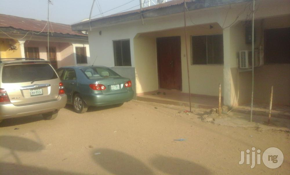 Cheap Sale! A 2 Bedroom Semi-Detach Govt Flat in Kubwa