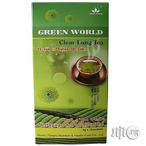 Greenworld Clear Lung Tea - For Asthma and Chronic Cough   Vitamins & Supplements for sale in Lagos State, Alimosho