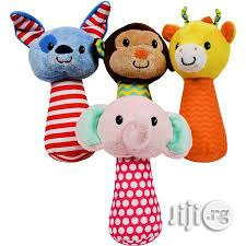 Baby Hand Rattles | Toys for sale in Lagos State, Ajah