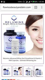 Dual Pack (2 In1)Gluthatione Capsule for a Total Whitening Spotless | Skin Care for sale in Abuja (FCT) State, Wuse 2