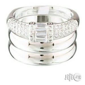 Pure Romania Silver Wedding Ring   Wedding Wear & Accessories for sale in Lagos State, Magodo