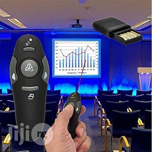 Universaluniversal RF 2.4ghz Wireless Remote Control Presentation Mouse Laser Pointer