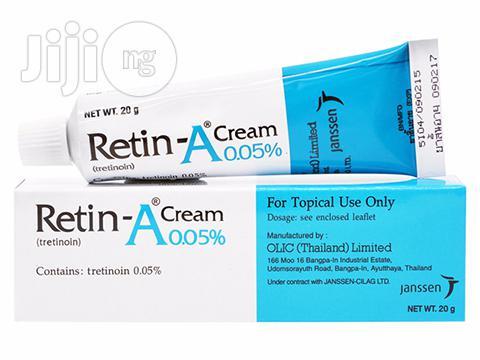Archive: Retin a Cream