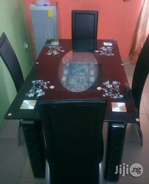 Quality Four Seater Dining Table | Furniture for sale in Lagos State