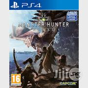 PS4 Monster Hunter World | Video Games for sale in Lagos State