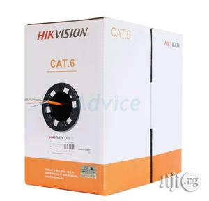 Hikvision CAT6 Cable | Accessories & Supplies for Electronics for sale in Lagos State, Ikeja