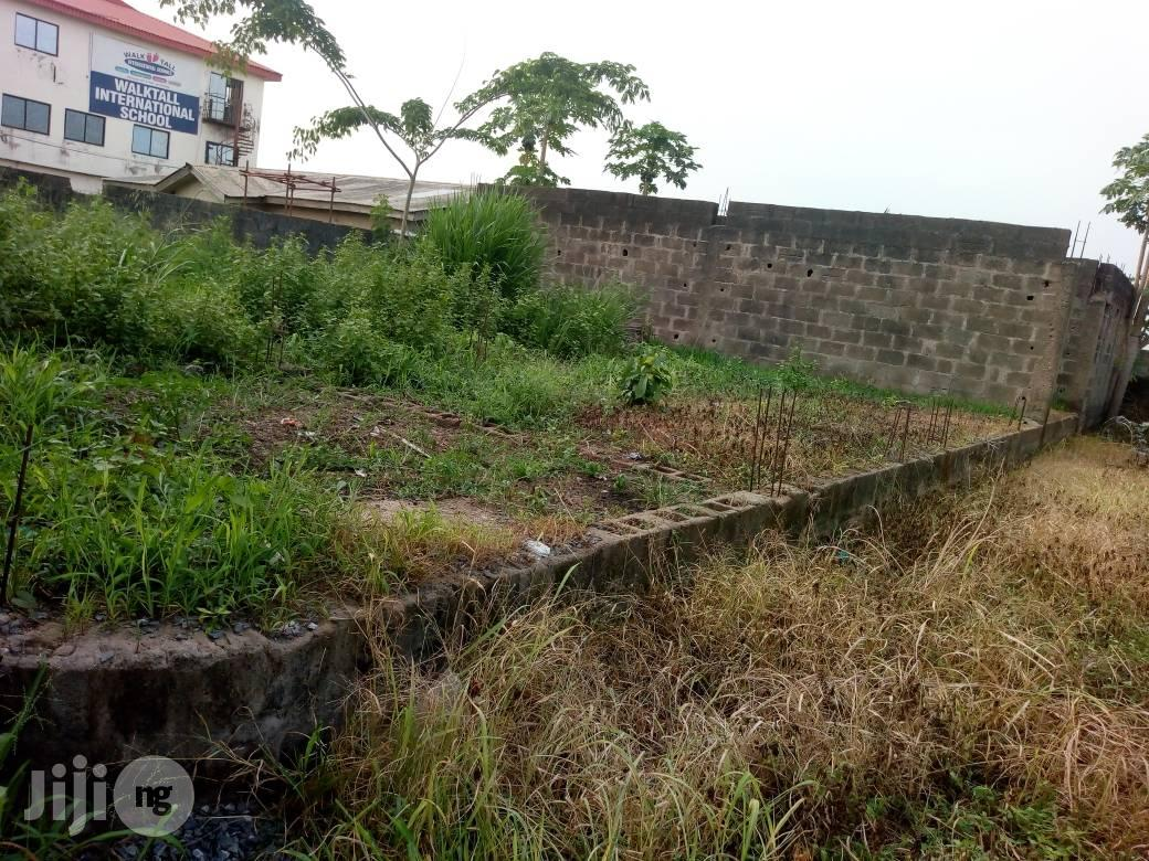 Archive: Landed Property of 2 Uncompleted Buildings For Sale.