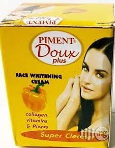 Piment Doux Plus Face Whitening Cream