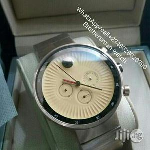 Movado Bold Chronogragh Chain Watch   Watches for sale in Lagos State, Surulere