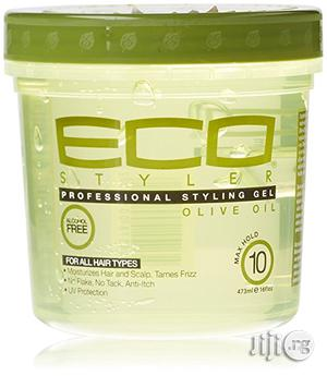 ECO Styler Professional Styling Gel, Olive Oil, Max Hold, 355ml   Hair Beauty for sale in Abuja (FCT) State, Gwarinpa