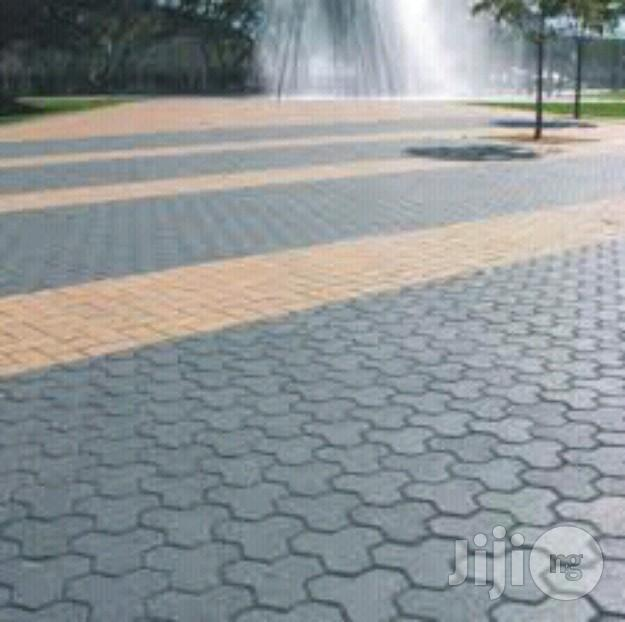 Interlock Production And Installation And Tile Fixing Services