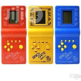 Brick Game With Batteries