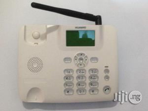 Huwaei GSM Desktop Phone Moidel F317 | Home Appliances for sale in Lagos State, Ikeja