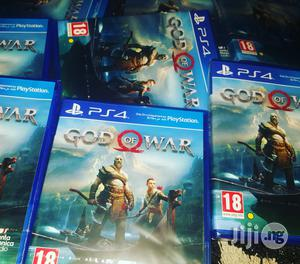 God of War Ps4 Playstation 4 Preowned | Video Games for sale in Lagos State, Ikeja