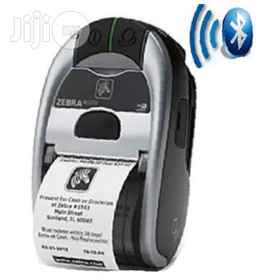 New Zebra Bluetooth Mobile Printer Receipt POS