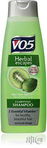 Alberto VO5 Herbal Escapes Kiwi Lime Squeeze Clarifying Shampoo, 370ml | Hair Beauty for sale in Abuja (FCT) State, Gwarinpa
