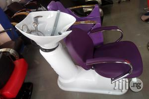 White Washing Basin   Salon Equipment for sale in Lagos State, Lagos Island (Eko)