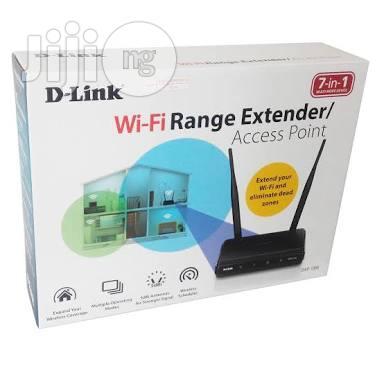 DAP - 1360 (D- Link 7-In-1 WI-FI Range Extender Access Point)