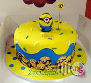 Minion Cake | Meals & Drinks for sale in Abuja (FCT) State, Gwarinpa