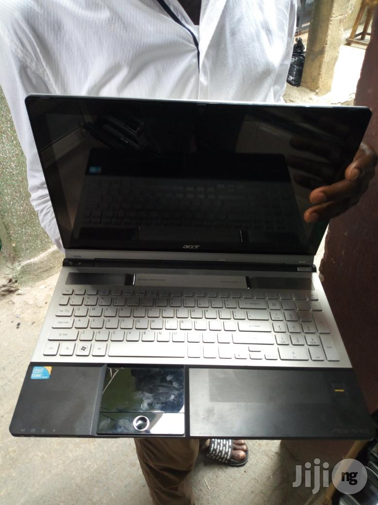 Laptop Acer Aspire 10E Switch SW3 013 8GB Intel Core I5 HDD 500GB