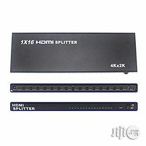 HDMI Splitter 1in16port 1*16 Full HD 1080p Hdmi 1.4 Splitter   Computer Accessories  for sale in Lagos State, Ikeja