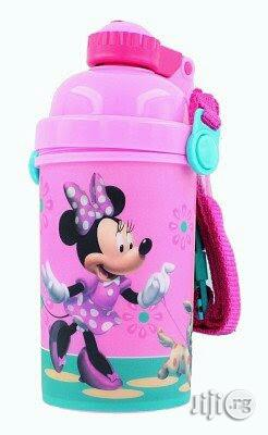 Minnie Mouse Flip Top Flask