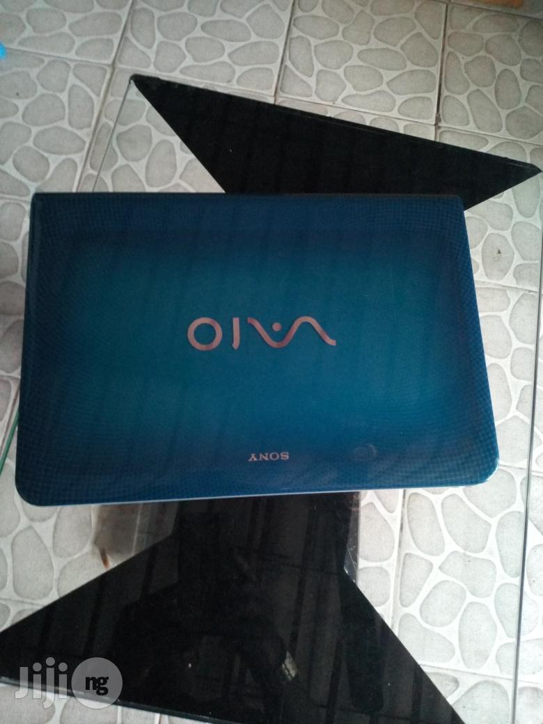 Sony Laptop 15.6 Inches 320GB HDD Core I3 4GB RAM   Laptops & Computers for sale in Port-Harcourt, Rivers State, Nigeria