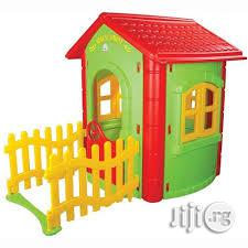 Playhouse With Hedge (170K)   Toys for sale in Wuse 2, Abuja (FCT) State, Nigeria