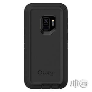 Otterbox S9 Shockproof Case For Samsung Galaxy S9plus - Black | Accessories for Mobile Phones & Tablets for sale in Lagos State, Ikeja