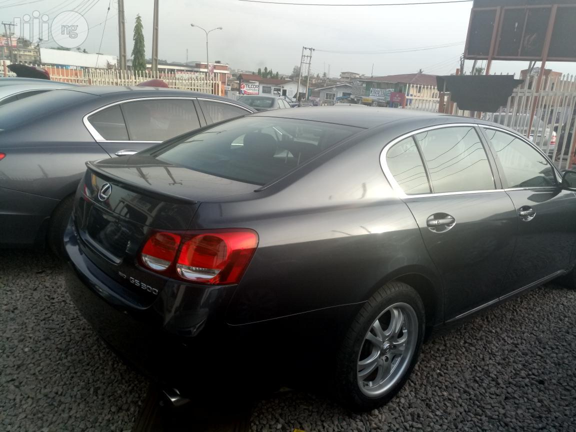 Lexus GS 300 2008 Gray | Cars for sale in Ibadan, Oyo State, Nigeria