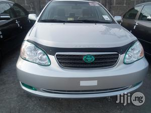 Toyota Corolla 2008 1.6 VVT-i Silver   Cars for sale in Lagos State, Apapa