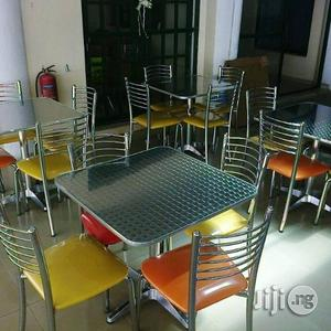 Imported Restaurant Chair and Table   Furniture for sale in Lagos State, Ojo