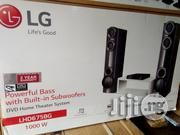 LG Powerful Inbuilt Sub Woofer DVD Home Theater | Audio & Music Equipment for sale in Lagos State, Agege
