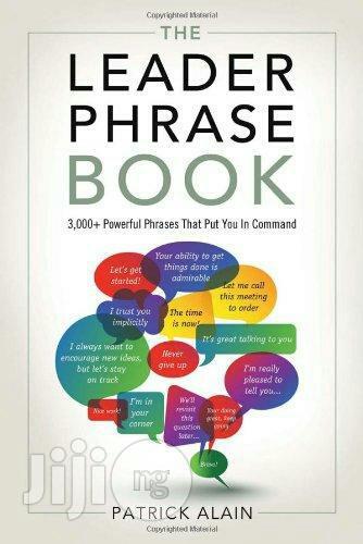 Leader Phrase Book (Paperback) Patrick Alain