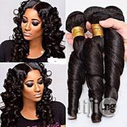 Hair Brazillian Romance Curls Human Hair - COL.1b/ 6bundles | Hair Beauty for sale in Lagos State, Lagos Island