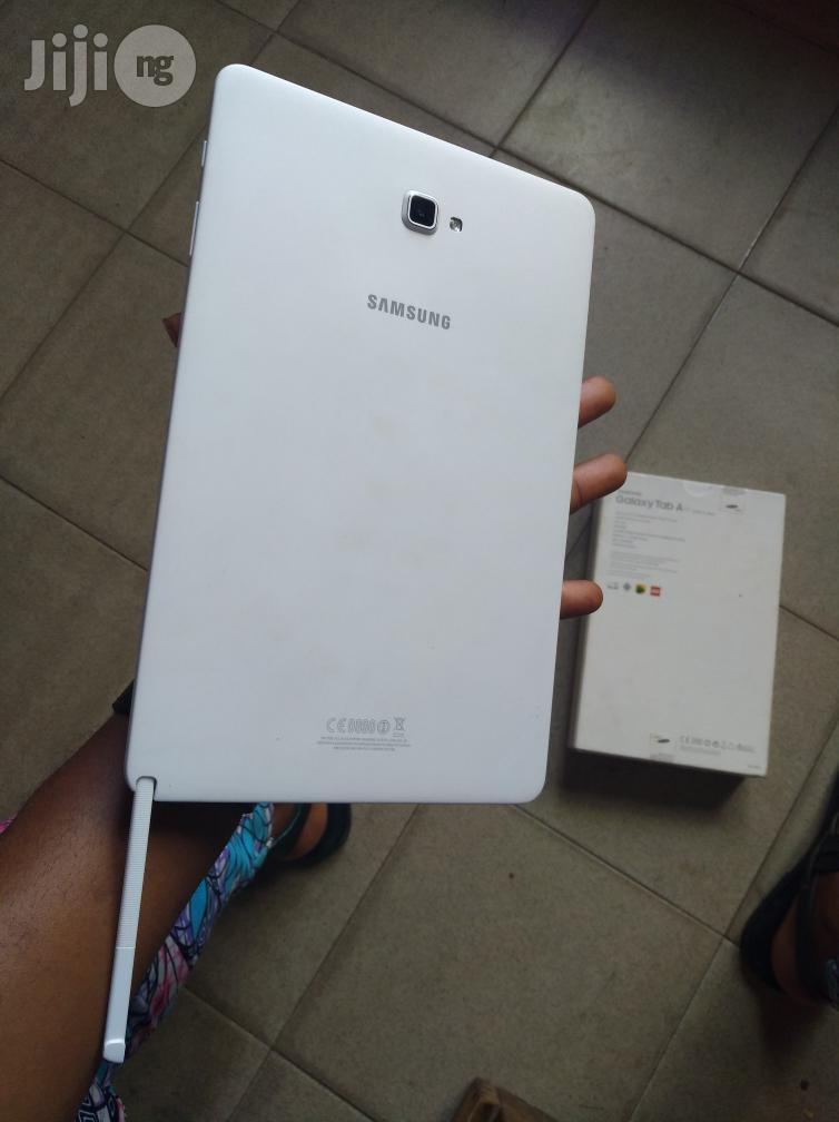 Brand New Samsung Galaxy Tab A With Pen 16gb For Sale | Tablets for sale in Ikeja, Lagos State, Nigeria