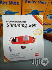 Brand New Electric Slimming Massage Belt Exercise | Massagers for sale in Lagos State, Surulere