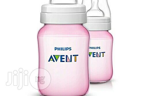 Philp Advert Baby Bottle