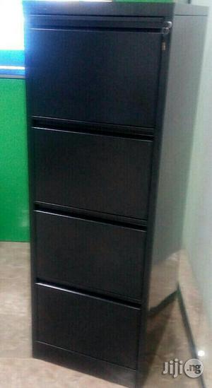 Exotic 4-Drawer Office Filing Cabinet | Furniture for sale in Lagos State
