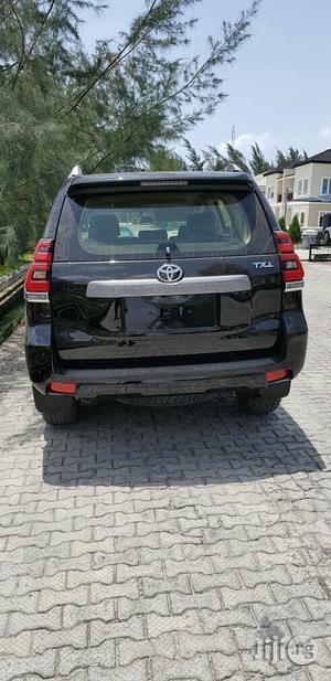 New Toyota Land Cruiser Prado 2019 Black   Cars for sale in Lagos State, Lekki