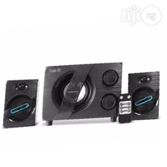 Havit V2.1 Bluetooth Multimedia Subwoofer - HV-SF5625BT