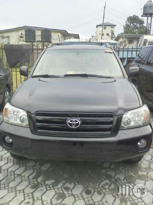 Toyota Highlander 2006 Limited V6 Black | Cars for sale in Rivers State, Port-Harcourt