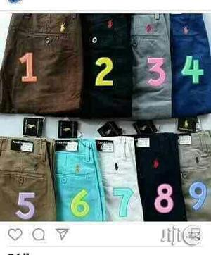 Quality Polo Ralph Chinos Trouser | Clothing for sale in Lagos State, Victoria Island
