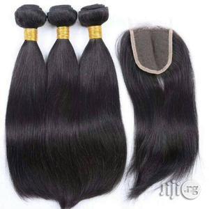 European Hair European Hair 9A Grade, European Silky Straight Human Ha | Hair Beauty for sale in Lagos State, Lagos Island (Eko)