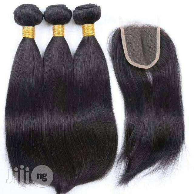 European Hair European Hair 9A Grade, European Silky Straight Human Ha