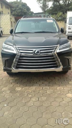 Lexus LX570 2016 Black   Cars for sale in Lagos State, Ikeja