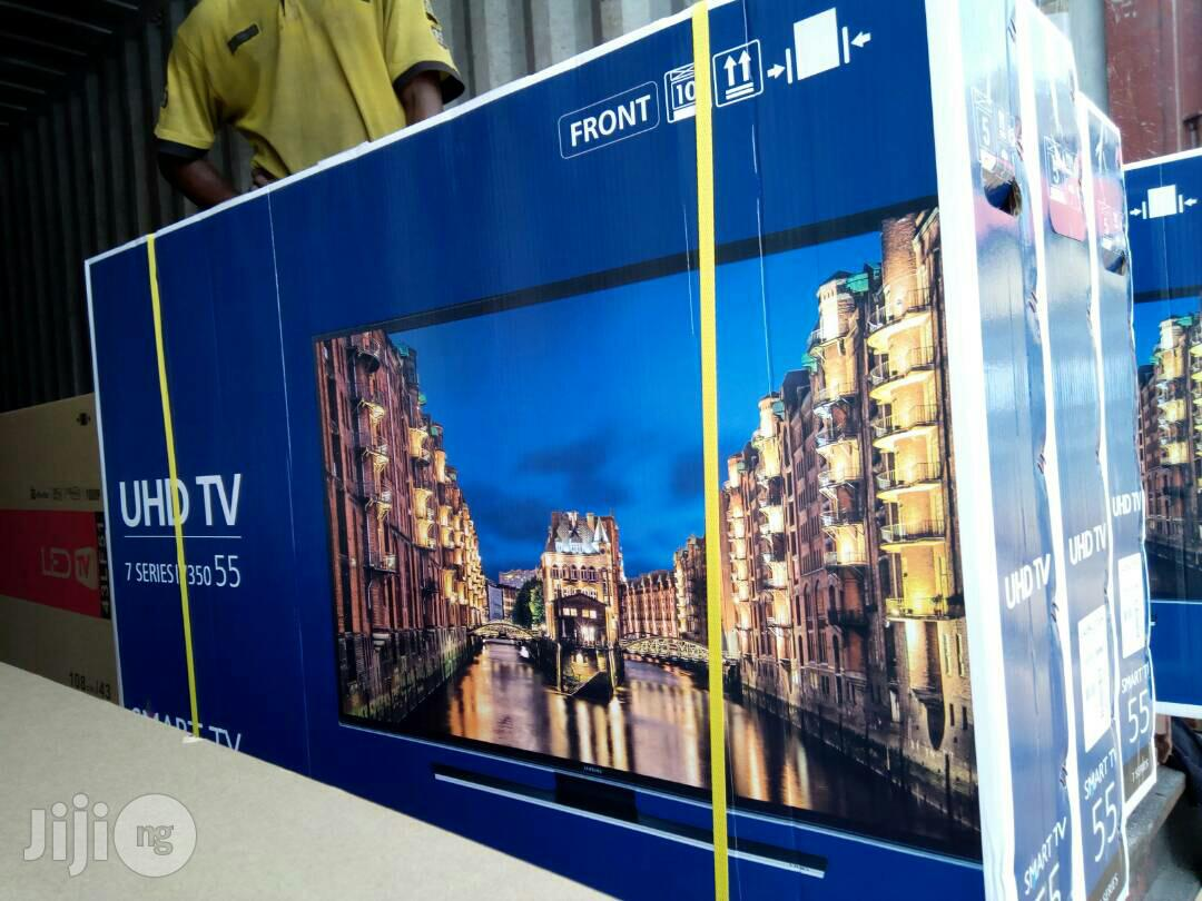 Samsung 55 Inches Tv Smart Led Made In Korea 2 Years Warranty