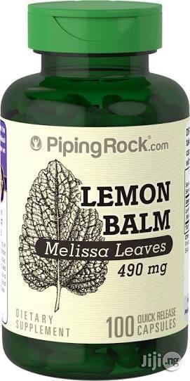 Lemon Balm for Depression, Poor Sleep, Thyroid, Heart Health