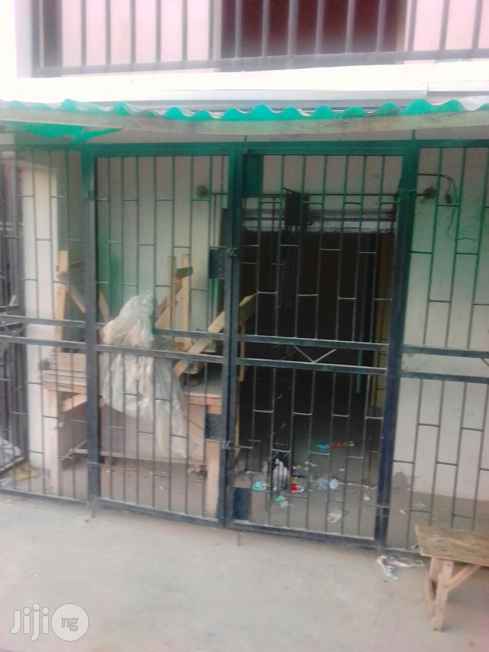 Clean and Spacious Shop With Toilet at Ojodu Berger | Commercial Property For Rent for sale in Ojodu, Lagos State, Nigeria
