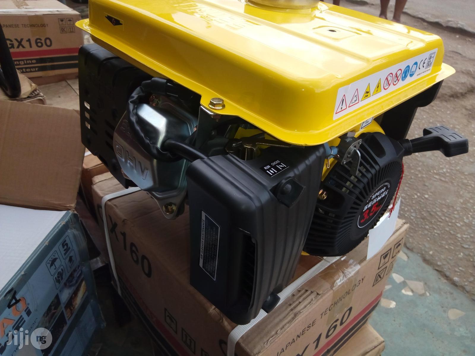 ELEPAQ Senwei Generator Model 1850 (1.1kva) | Electrical Equipment for sale in Agege, Lagos State, Nigeria